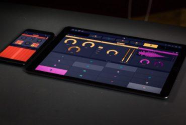 معرفی اپلیکیشن های آهنگسازی ios ؛ Groovebox موزیک استودیو all-in-one رایگان