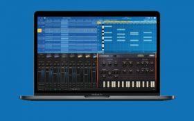 نسخه رایگان Korg Gadget studio برای مک عرضه شد !!!