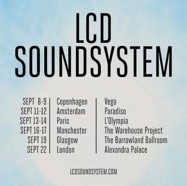 جدیدترین آلبوم LCD Soundsystem