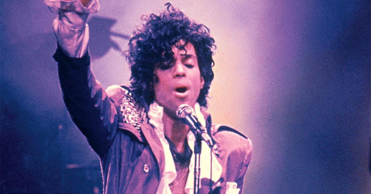 آهنگ منتشر نشده Fathers Song از Prince