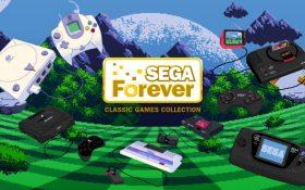 سگا 5 عدد از بازی های کلاسیک خود را بصورت رایگان برای موبایل منتشر کرد !