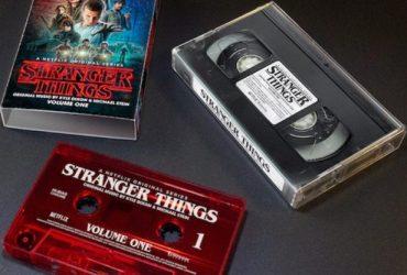 موسیقی متن سریال Stranger Things بر روی کاست منتشر می شود !