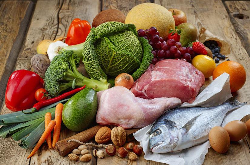 مشهورترین رژیم های غذایی جهان