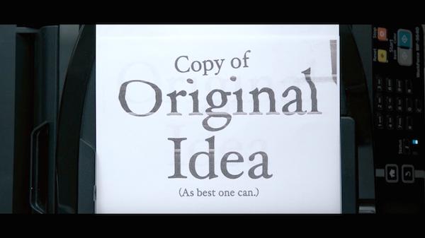 فیلم کوتاه ایده ها از کجا نشات می گیرند