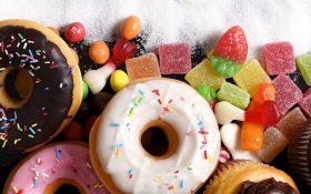 هدف جدید :حذف کردن شکر و شیرینی جات از برنامه غذایی در طول روز !