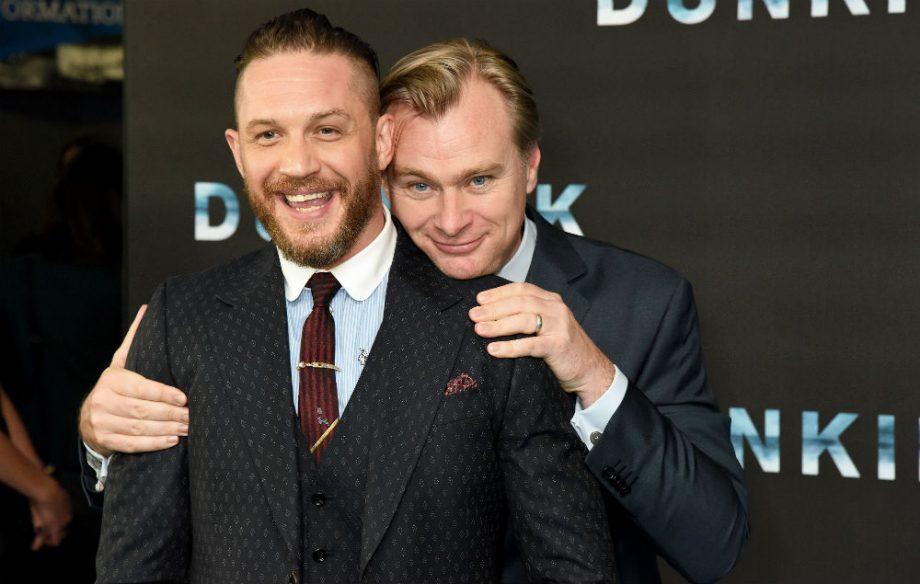 کریستوفر نولان دلیل پوشاندن صورت تام هاردی در فیلم هایش را می گوید !