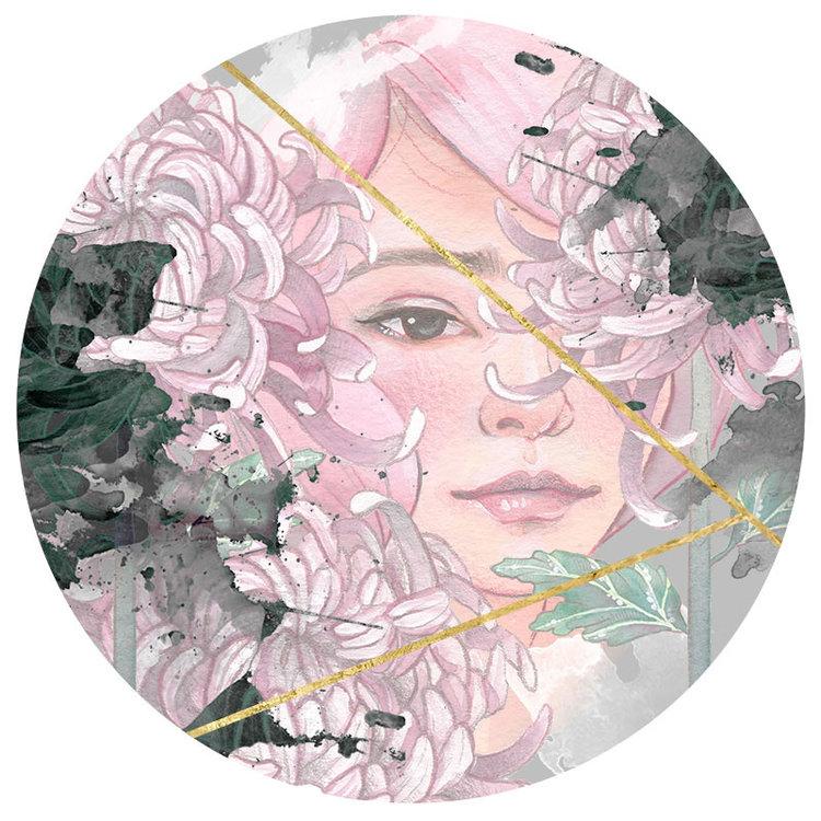 هنرمند ژاپنی-آمریکایی JUURI
