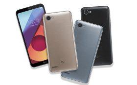 گوشی LG Q6 با صفحه نمایش بدون حاشیه و قیمت مناسب !