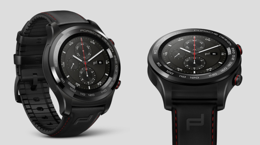 ساعت هوشمند هوآوی پورشه دیزاین