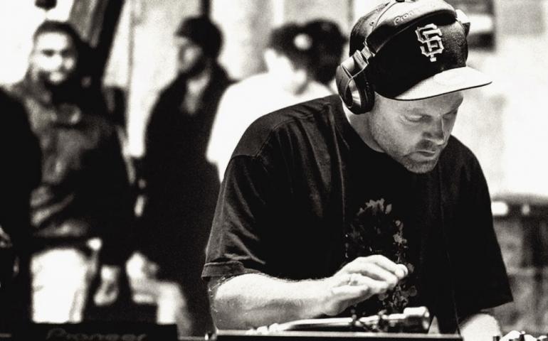 DJ Shadow آلبوم Ep جدیدی
