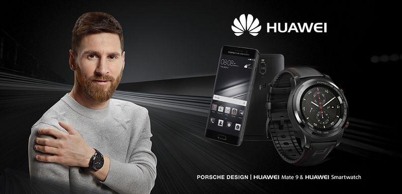 ساعت هوشمند هووای پورشه دیزاین