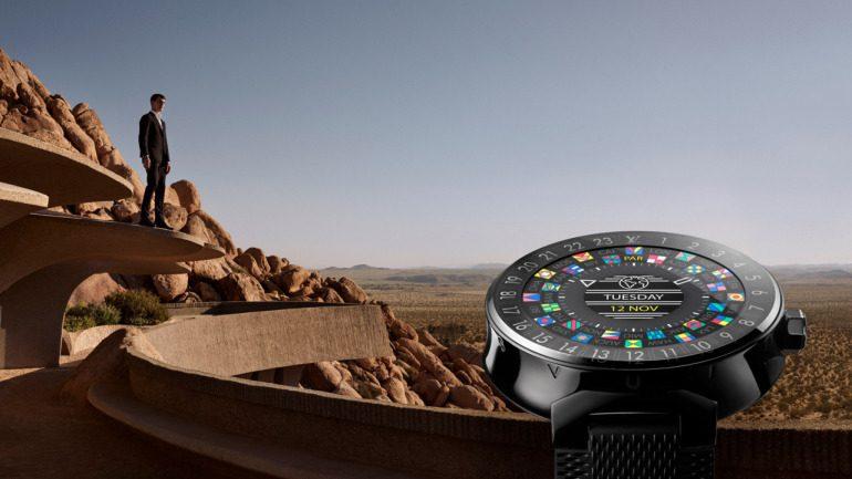 ساعت های هوشمند لویی ویتون