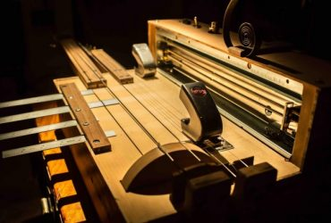 این ساز برای تولید صداهای وحشتناک در فیلم های ترسناک طراحی شده !