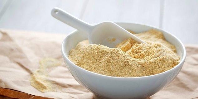 جایگزین های آرد شکر و نمک