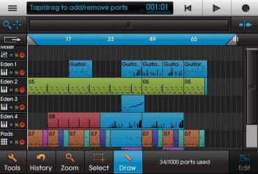 معرفی اپلیکیشن های آهنگسازی ios ؛ NanoStudio یک استودیو آهنگسازی تمام عیار