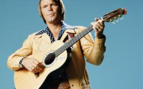 گلن کمپل ستاره افسانه ای  موسیقی کانتری در سن 81 سالگی درگذشت