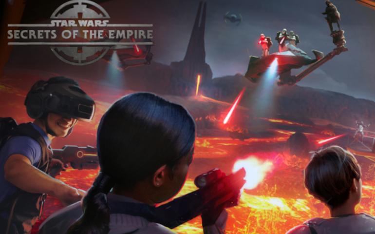 پروژه واقعیت مجازی جنگ ستارگان