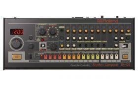 رولند نسخه جدید درام ماشین 808 و سینت 101 را منتشر می کند