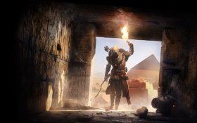 جدیدترین تریلر بازی Assassin's Creed Origins را تماشا کنید