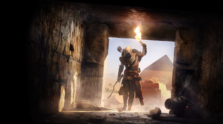 جدیدترین تریلر بازی Assassin's Creed Origins