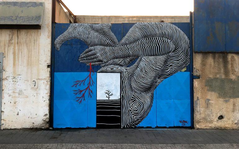 نقاشی های دیواری به سبک توپوگرافی