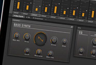 Native Instruments سینت بیس جدیدی به نرم افزار Maschine اضافه کرد