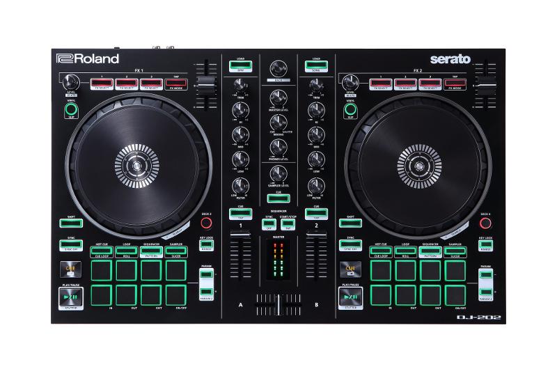Roland و Serato در ادامه همکاری خود دو محصول جدیدDJ-505 و DJ-202از لاینAIRA DJ را معرفی کردند
