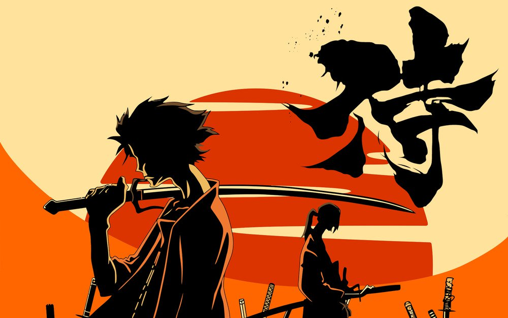بهترین انیمه های سامورایی
