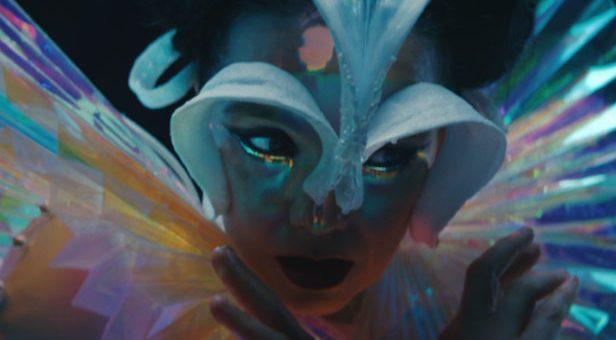 موزیک ویدیو جدید بیورک The Gate را تماشا کنید