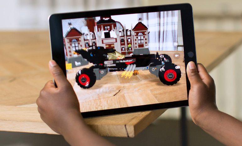 تکنولوژی واقعیت افزوده در IOS 11