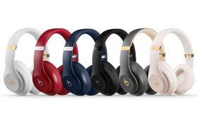 مدل جدید هدفون بی سیم Beats Studio 3 با نویز کنسلینگ بهتر و چیپ W1 اپل منتشر شد