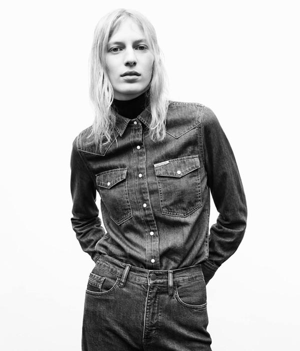 کلکسیون جدید جین برند مطرح Calvin Klein