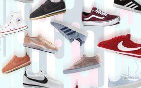 با استایل رترو و کفش های ورزشی پر طرفدار آن آشنا شوید !