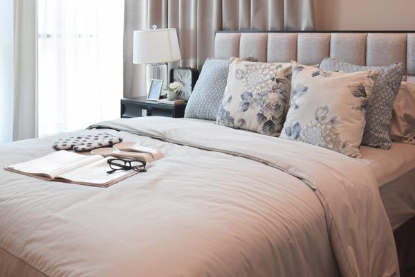 برای داشتن خوابی آسوده و راحت دکوراسیون اتاق شما باید چگونه باشد ؟