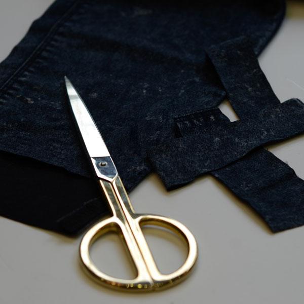 چگونه بدون پرداخت هزینه شلوار جین های مطابق مد و ترند سال داشته باشیم ؟؟