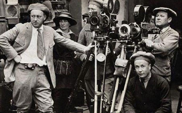 آشنایی با تاریخ سینما