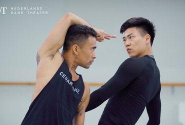 طراحی رقص باله بر اساس موسیقی ردیوهد !!!