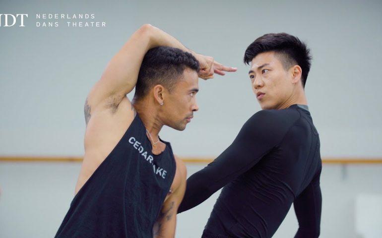 طراحی رقص باله بر اساس موسیقی ردیوهد