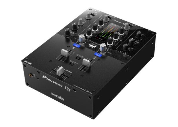 پایونیر دی جی میکسر جدید DJM-S3