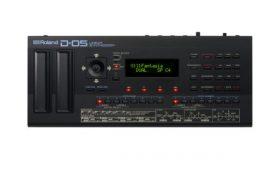 انتشار مجدد سینت کلاسیک D-50 رولند با نام D-05 Boutique