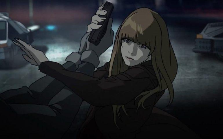 انیمه کوتاه Blade Runner Black Out 2022