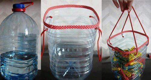 12 راهکار خلاقانه برای استفاده مجدد از بطری های پلاستیکی !
