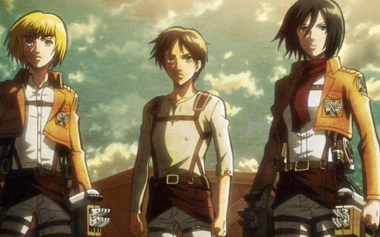 فصل سوم انیمه Attack on Titan
