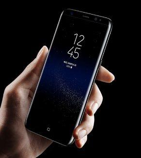 سامسونگ گلکسی S9 با قابلیت تشخیص چهره سه بعدی !