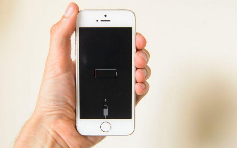 کاهش مصرف باتری در iOS 11
