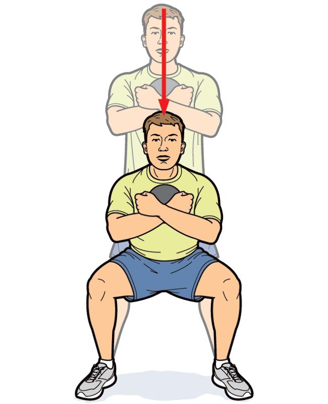 4 حرکت ساده ورزشی برای رهایی از چربی های ران و باسن پا در منزل !