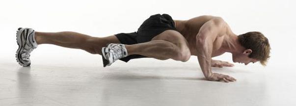 5 مورد از بهترین حرکات ورزشی برای از بین بردن چربی زیر شکم