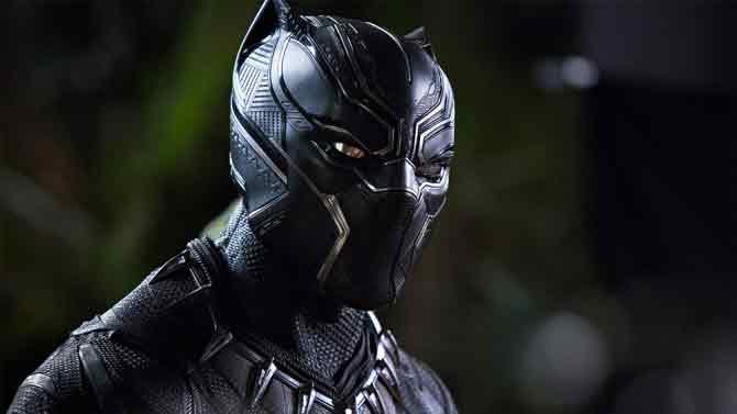 دومین تریلر فیلم Black Panther منتشر شد