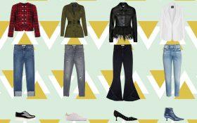 4 استایل مختلف با شلوار جین و کت برای آخر هفته های پاییزی !