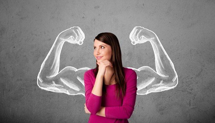 راهنمایی برای خودباوری زنان !!! بخش اول